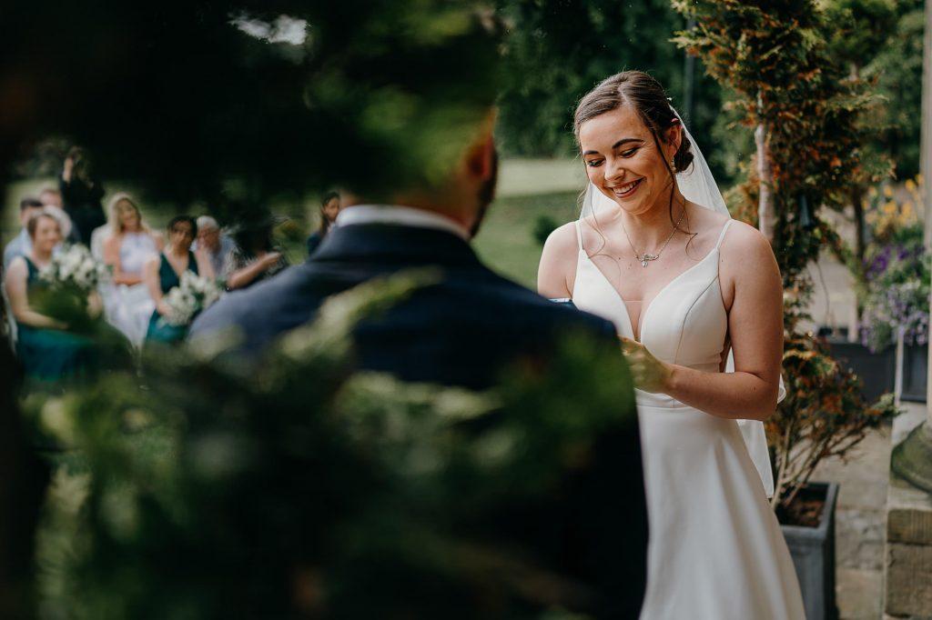 Beamish Hall Wedding Photographer Ray Sawyer 003