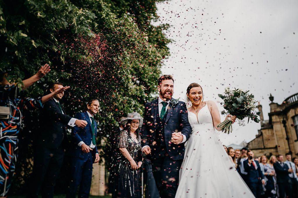 Beamish Hall Wedding Photographer Ray Sawyer 004