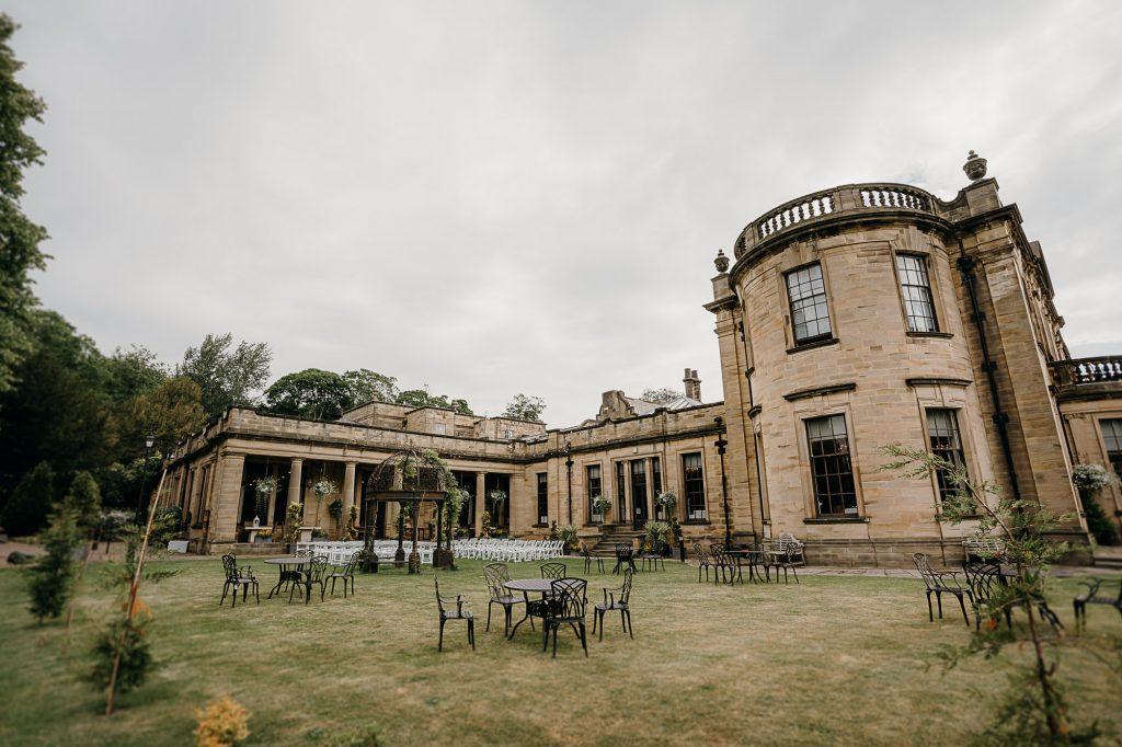 Best Beamish Hall Wedding Photographer 002