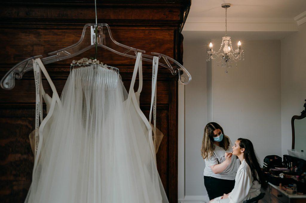 Best Beamish Hall Wedding Photographer 004