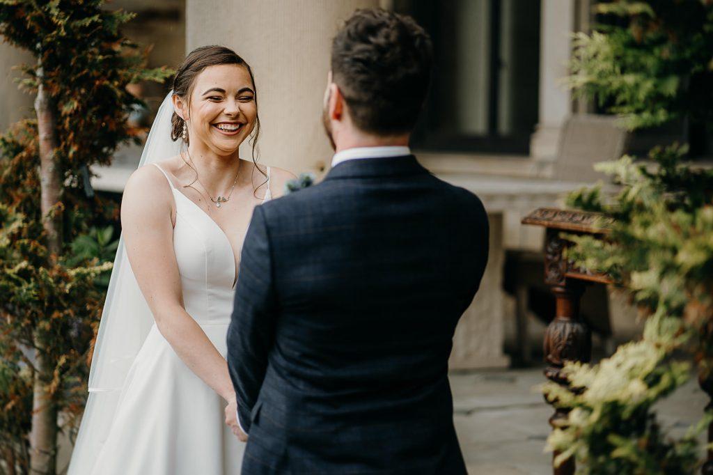 Best Beamish Hall Wedding Photographer 007