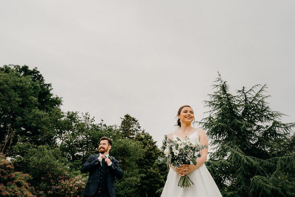 Best Beamish Hall Wedding Photographer 011