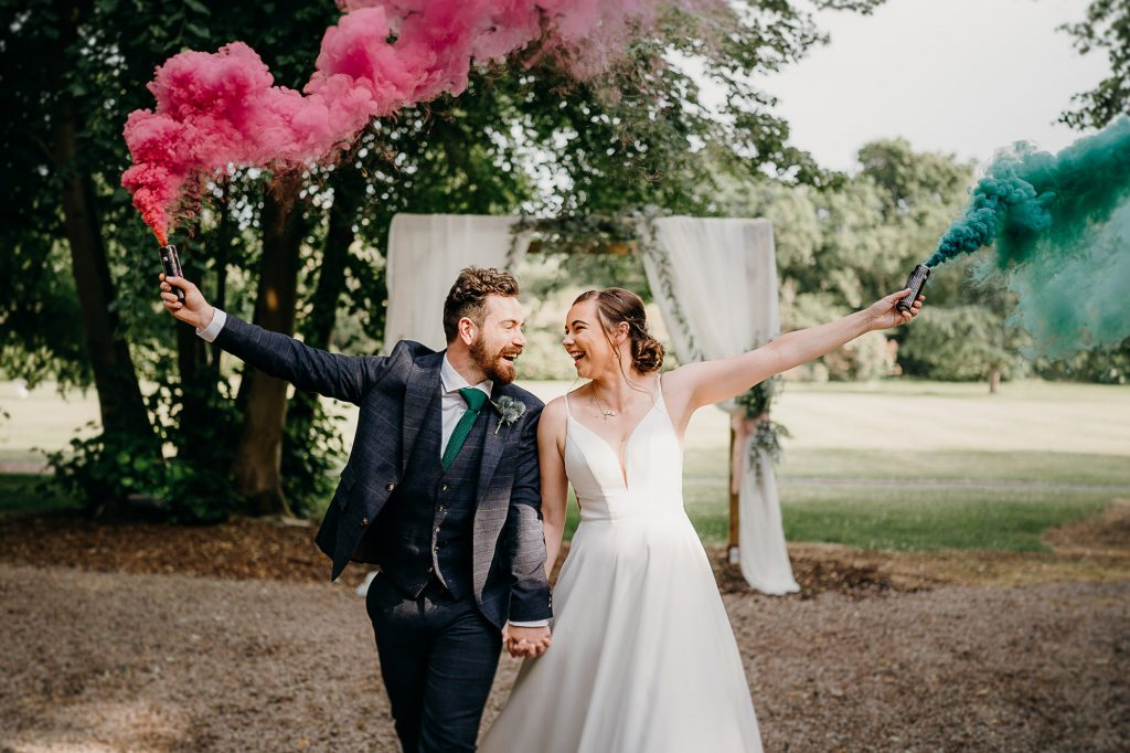 Best Beamish Hall Wedding Photographer 015