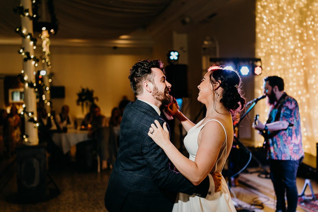 Best Beamish Hall Wedding Photographer 021